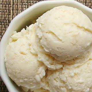 Rummy Rice Pudding Ice Cream