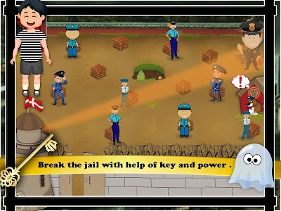 Criminal Cage : Crime Scene screenshot 6