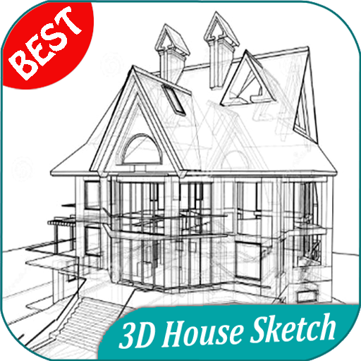 300 Best 3D House Sketch Design Ideas