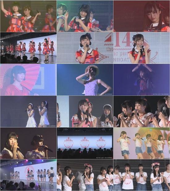 (LIVE)(720p) NGT48 チームNIII「誇りの丘」公演 中井りか 生誕祭 Live 720p 170824