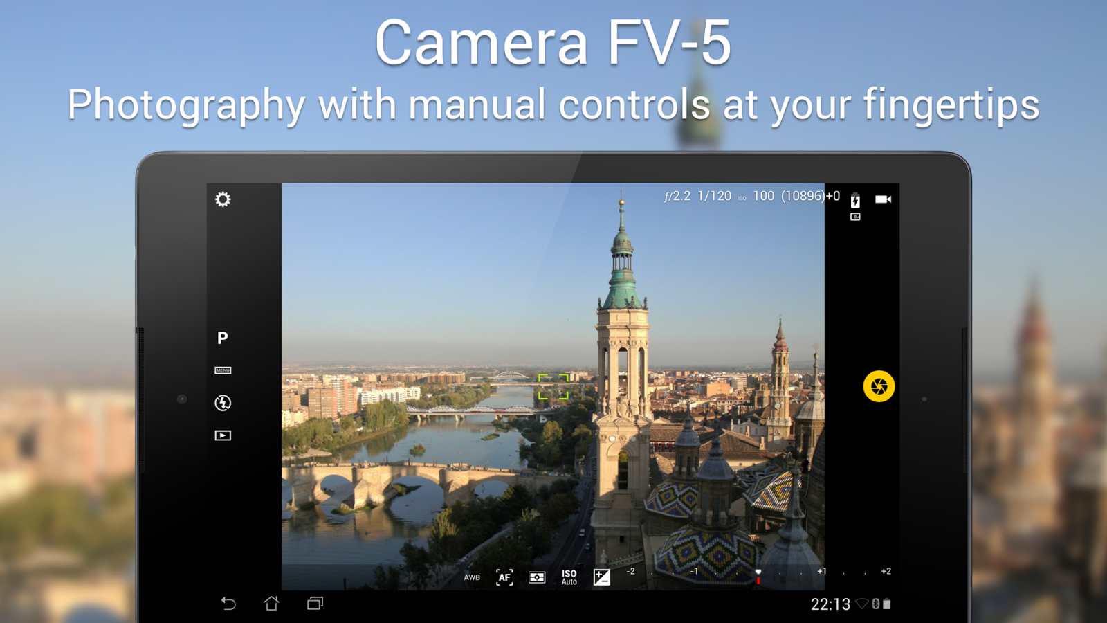 Camera FV-5 Lite- screenshot