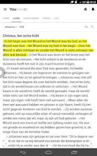 Bijbel: miniatuur van screenshot