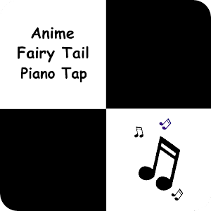 Piano Tap - Anime Fairy Tail  hack