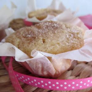 Soft Apple Muffins