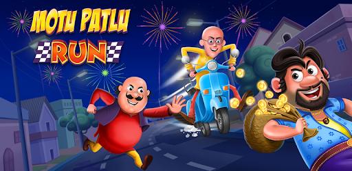 Motu Patlu Run Apps On Google Play