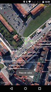 Lazzus: blind gps assistant- screenshot thumbnail