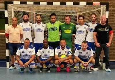 Futsal: Golden Seraing rejoint le niveau national