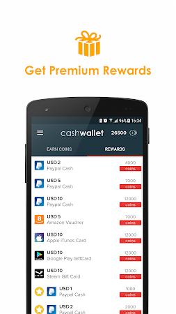 Free Gift Cards & Paypal Cash 1.0.64 screenshot 2092016