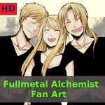 Fullmetal Alchemist Fan Art Icon