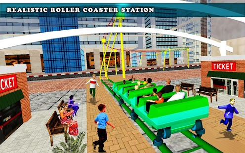 Extreme Roller Coaster Tycoon - náhled