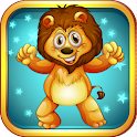 Lion Puzzle Game Free For Kids icon
