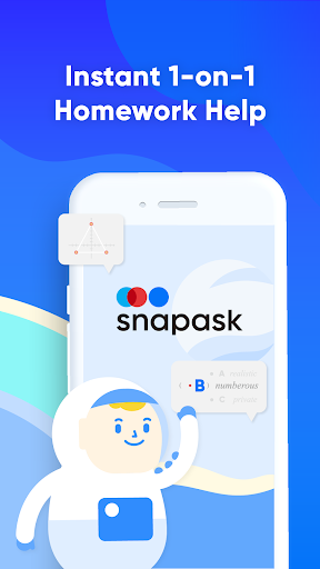 Screenshot for Snapask: 1-on-1 Homework Help in Hong Kong Play Store