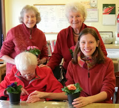 Photo: Valentine's day: all the ladies wore red!