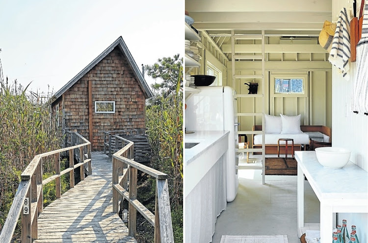 The Fire Island A-Frame