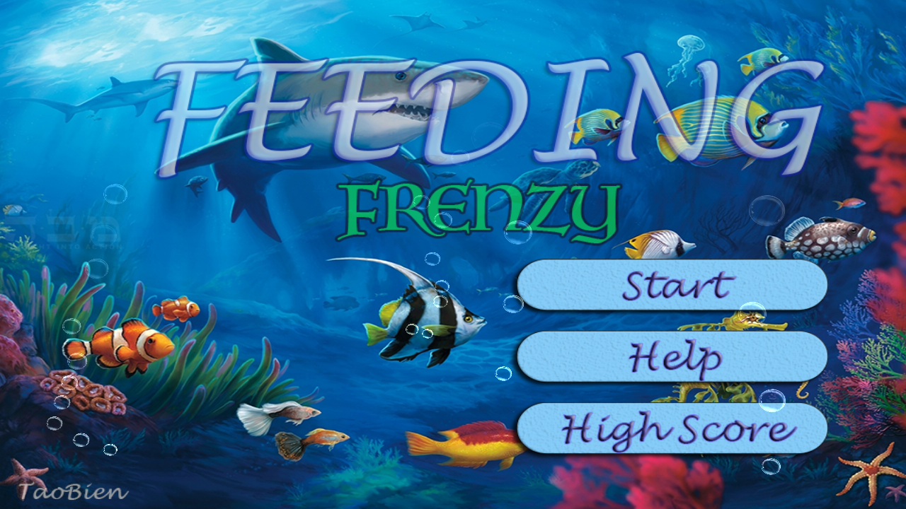 Feeding frenzy eat fish android apps on google play for Fish frenzy game