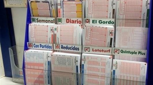 La Primitiva deja más de 290.000 euros en Vélez-Rubio