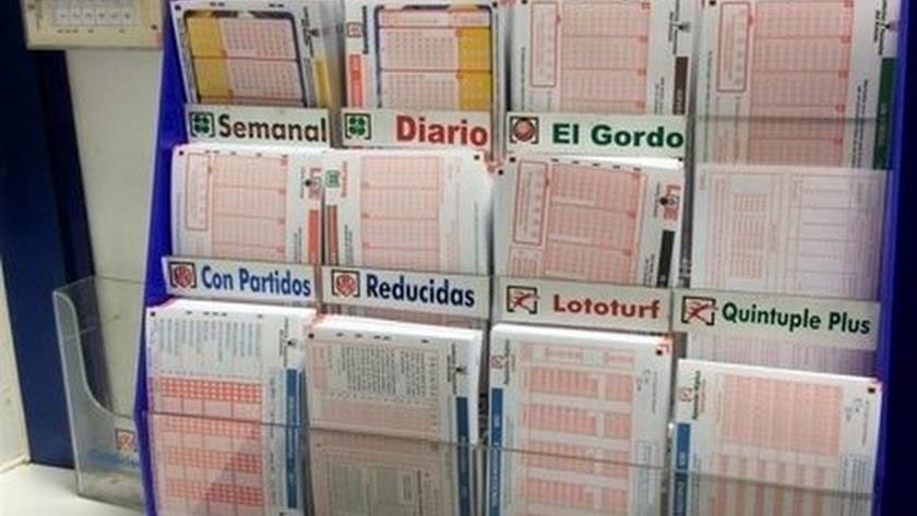 La Primitiva deja casi 300.000 euros en Vélez-Rubio.