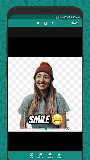 Wemoji - WhatsApp Sticker Maker 1.2.3 screenshots 3