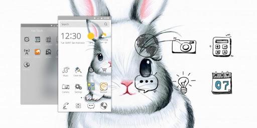 兔子DIY主題