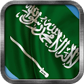 Saudi Arabian Flag LWP icon