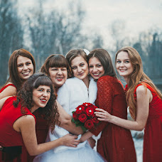 Wedding photographer Lyubov Zagura (Zagura). Photo of 13.12.2014