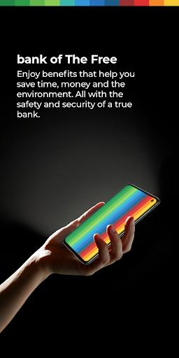 bunq - bank of The Free  screenshots 1