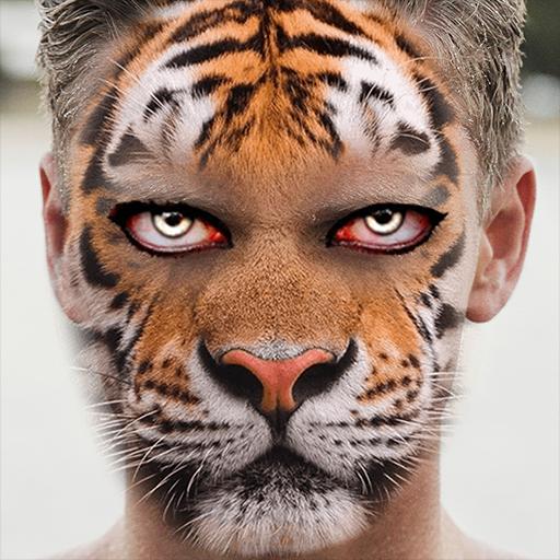 Animal Face Maker App Icon