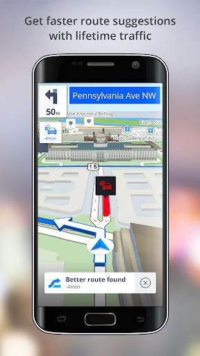 GPS Navigation - Drive with Voice, Maps & Traffic screenshot 3