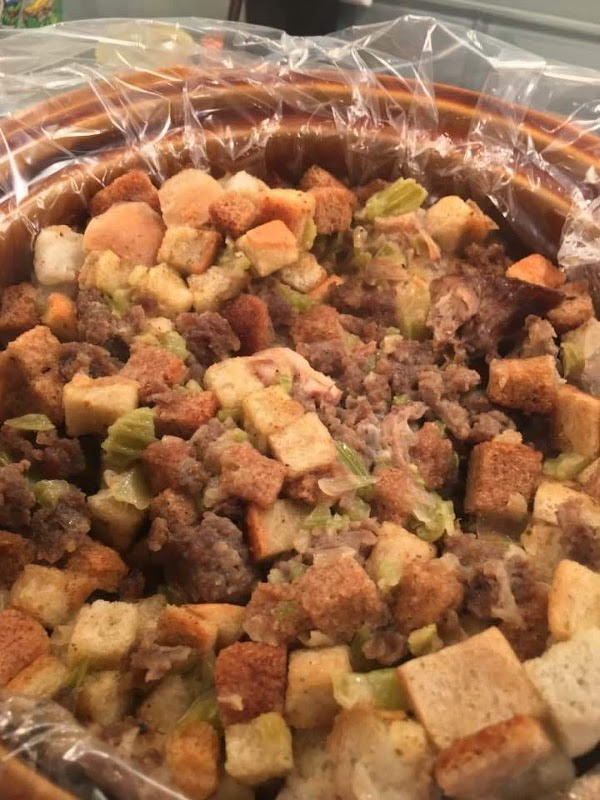 Pork Sausage Dressing Recipe