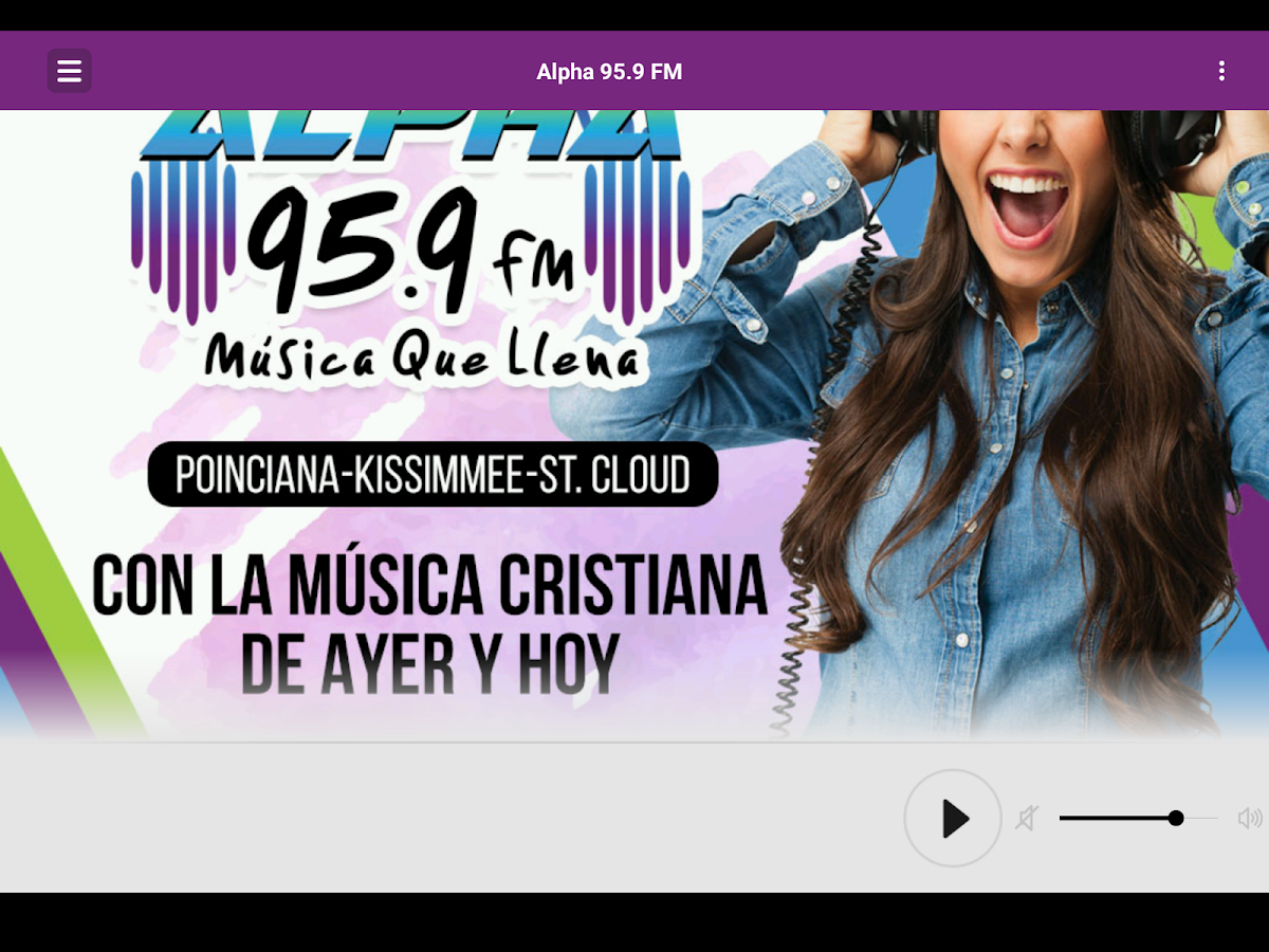 Alpha 95.9 FM- screenshot