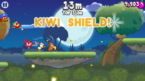Kiwi Run- screenshot thumbnail