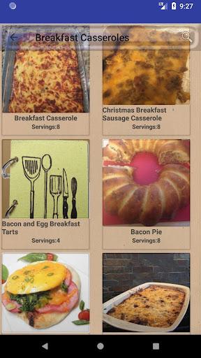 Easy Casserole Recipes 6.43 screenshots 2