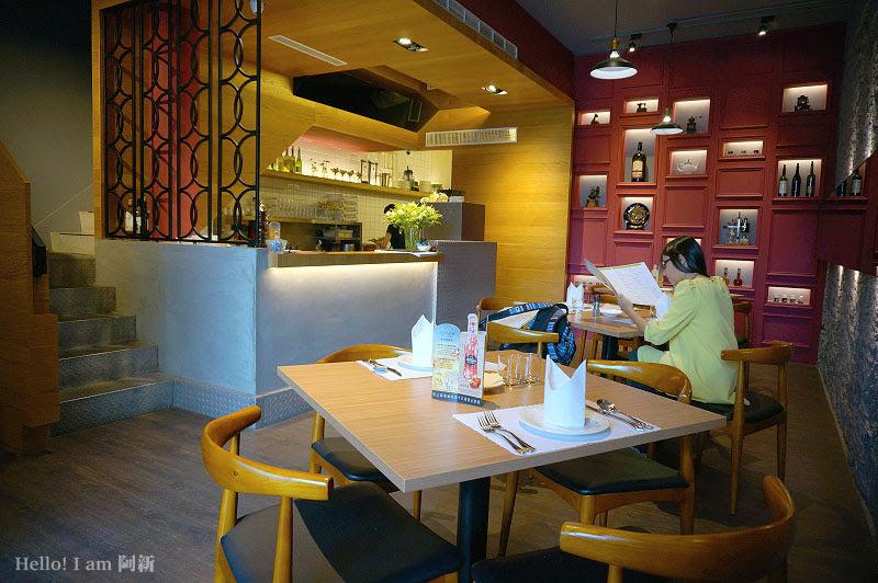 公益路餐廳,威尼斯歐法料理-3