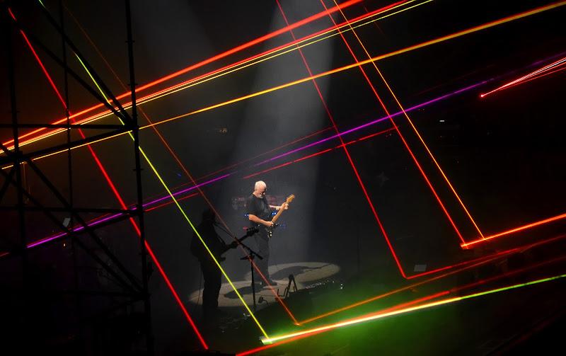 Una cornice perfetta per Mr. Gilmour di mt antona