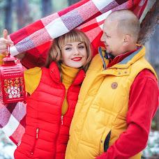 Wedding photographer Olesya Grosheva (FoxVenomal). Photo of 13.01.2016