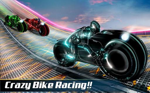Light Bike Stunt : Motor Bike Racing Games 1.0 app download 9