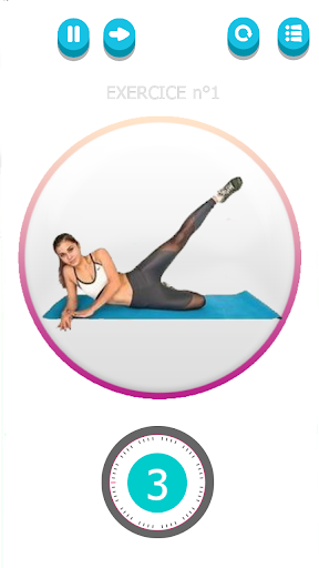 7 Minute Workout for Women 2.0 screenshots 2