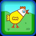 Cheerful Chicken icon