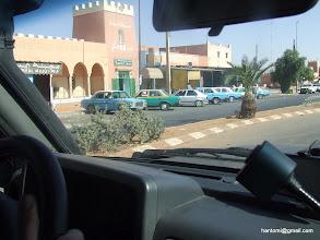 Photo: Helyi taxi állomás