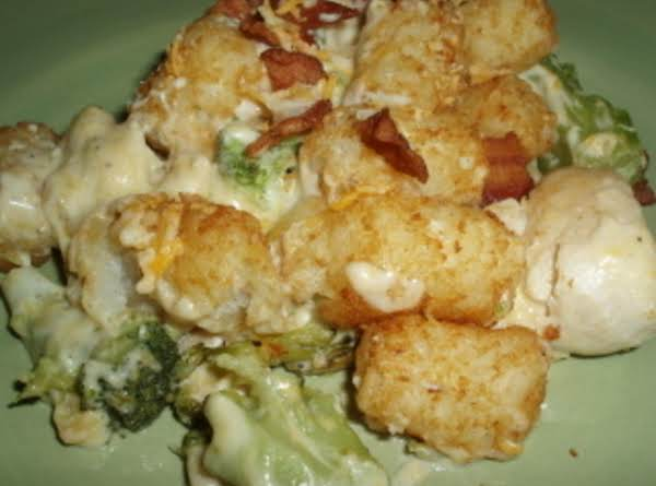 The Ultimate Tator Tot Casserole Recipe