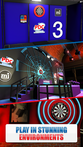 PDC Darts Match  screenshots 4