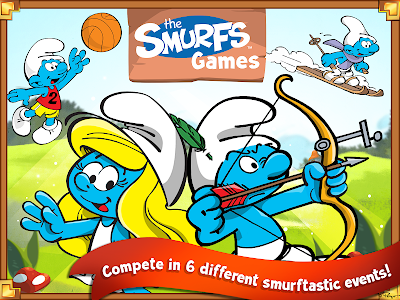 The Smurf Games v1.3 (Full/Money)
