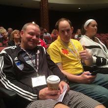 Photo: Great people at #edcampmke by mvmatera