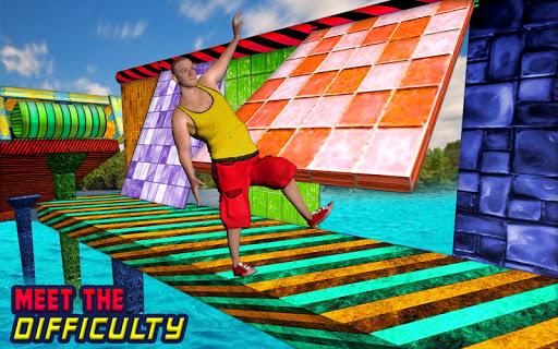 New Water Stuntman Run 2020: Water Park Free Games  screenshots 4