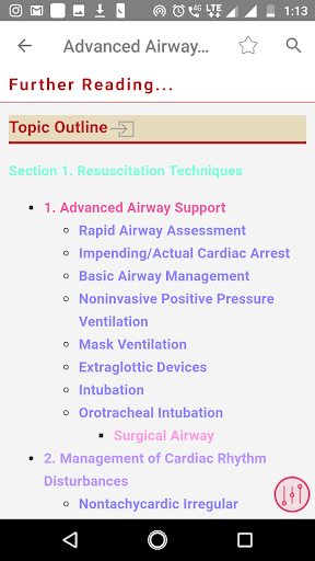 Download Tintinalli's Emergency Medicine Manual App 3.3.0 2