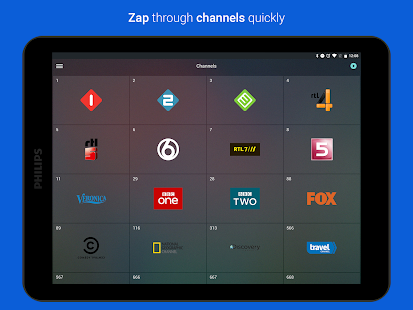 Philips TV Remote App- screenshot thumbnail