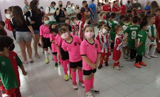 Los bebés más futboleros