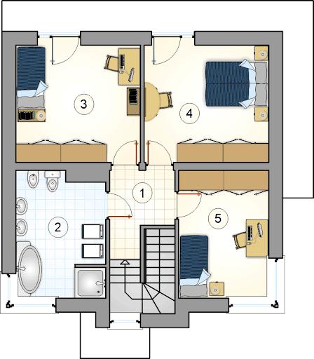 Piccolo - Rzut piętra
