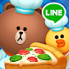 LINE シェフ 〜ブラウンと楽しくお料理!かわいいクッキング〜 - Androidアプリ