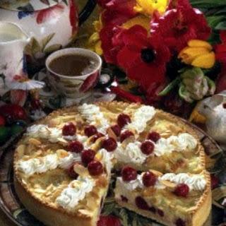 Kirsch-Vanille-Kuchen
